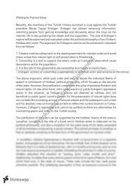 year qce philosophy and reason political philosophy essay on turkey coup