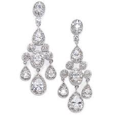 elizabetta modern vintage chandelier statement earrings