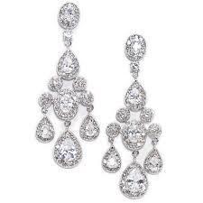 elizabetta modern vintage chandelier statement earring