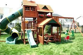 wooden swing set accessories outdoor backyard playground sets best for small yards playset pretend kitchen accessori