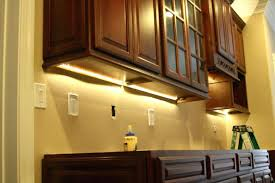 ambiance under cabinet lighting seagull kitchen ideas with cream intended for prepare 10