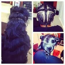 Sew In Braid Pattern Enchanting What To Know About The Vixen SewIn Braid Pattern Mane Addicts United
