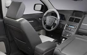 2009 dodge journey interior