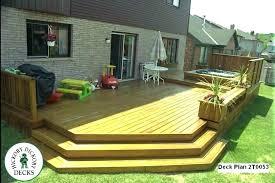 deck designs ideas deck design ideas 2 story deck designs large low 2 level spa deck with privacy screen patio deck plans ideas