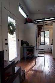 Small Picture Interior Modern Interior Tiny House Design Featuring White