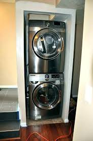 ventless stackable washer dryer. Ventless Stackable Washer Dryer Combo And Stacking Review