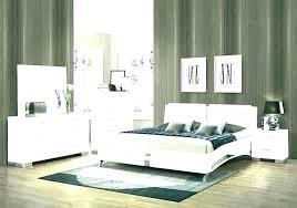 white modern bedroom set – vavel.info