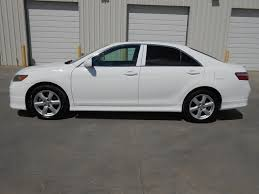 toyota camry 2007 white. 2007 toyota camry auto drive inc white h