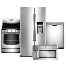 Stainless Kitchen Appliance Packages Kitchen Stainless Steel Kitchen Appliance Package Throughout