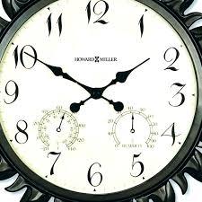 oversized outdoor wall clocks australia giant clock