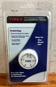 Online Timer 15 Minutes Timex 15 Minute Springwound Countdown Timer