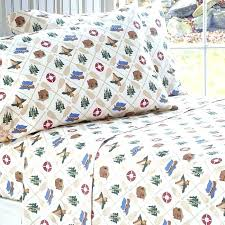 rv bedding sets cool cotton percale sheets summer camp