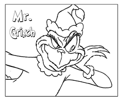 Small Picture the Elephant Show halloween coloring pages Grinch Coloring Pages