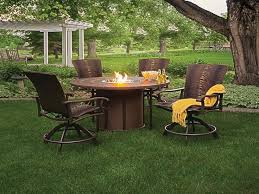 propane fire pit table with chairs. fire pit table with chairs propane i