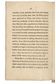 the necessity of atheism a page from the 1811 worthing printing bodleian library