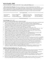 Project Resume Project Coordinator Sample Resume Engineering