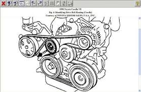 toyota engine diagram wiring diagrams online