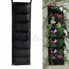 Cheap vertical garden planter, Buy Quality pocket hanging plant directly  from China herb garden planter Suppliers: New arrival 7 Pocket Hanging  Vertical ...