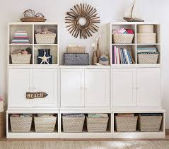 cameron wall storage system pottery barn kids