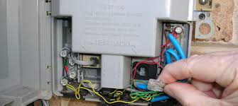 how to install a phone jack today s homeowner removing wires from phone box