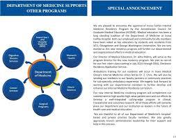 Department Of Medicine Inova Fairfax Medical Campus 2012