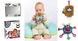 Toys for 3-6 months Ages \u0026 Stages: Best Baby\u0027s Development   Manhattan Toy