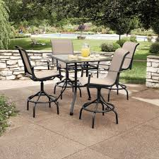 patio bar chairs sears. trend outdoor patio bar sets sears 62 for ebay with chairs t