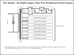 spyder2 gif Wiring Diagram For Pedal Board each of these ways have their own advantages and disadvantages the multiple transformer way is easy to start small and work up to only as many power wiring diagram for pedal board