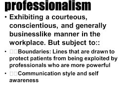 banning burnout and beating the blues ppt video online exhibiting a courteous conscientious and generally businesslike manner