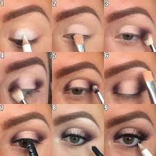hooded eye makeup step by step to add more length and volume to your eyelashes try