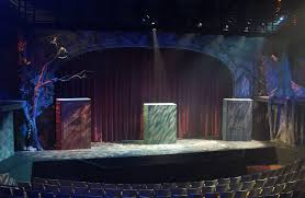 Into The Woods Set Design Broadway Into The Woods Set Design Into The Woods With Music And