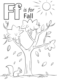 letter f color pages letter f is for fall coloring page free printable coloring pages