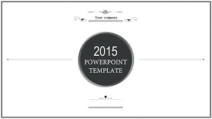 Powerpoint Template Free Download 2015 Simple Power Point Template Timetoreflect Co