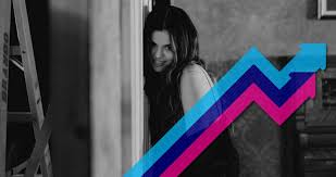 Number 1 In Charts This Week Selena Gomez Claims Uks Number 1 Trending Song