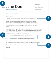 Resume What Should A Cover Letter Look Like For A Resume Best
