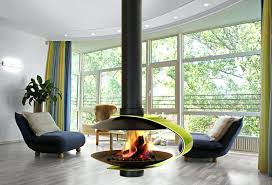 suspended gas fireplace suspended fireplace ceiling suspended gas fireplace