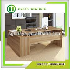 modular office furniture light walnut color desk modular office furniture buy used office