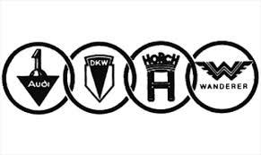 Résultats de recherche d'images pour «audi first logo»