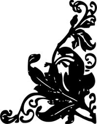 Clipart Design 6296 Floral Design Clipart Free Public Domain Vectors