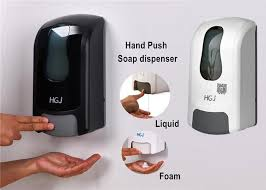 hand wash dispenser black wall mounted soap dispenser for the home