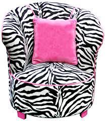 zebra print bedroom furniture. Amusing Pictures Zebra Print Saucer Chair For Home Interior Decoration : Impressive Image Of Pink Round Bedroom Furniture C
