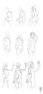 Drawing Poses Referencel L