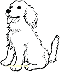 Authentic Dog Coloring Pictures To Print P6431 Attractive Free
