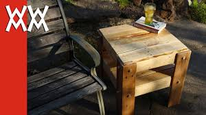 outdoor furniture made with pallets.