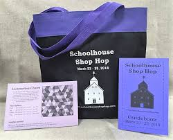 The Quilted Crow Quilt Shop, folk art quilt fabric, quilt patterns ... & It's time to reserve March 23, 24 & 25 for our 9th Annual Schoolhouse Shop  Hop! Adamdwight.com