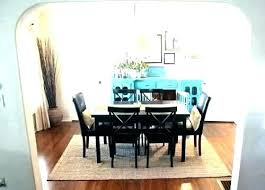 dining room table rug what size rug for dining room dining room table rug dining room