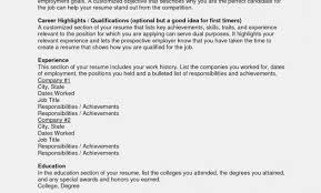 What Does A Resume Include Mhidglobal The Invoice And Resume Ideas