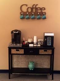 office coffee bar. Amusing Coffee Bar For My Therapy Office Room Supplies