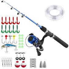 Ultra Light Fishing Rod Walmart The 7 Best Kids Fishing Poles Of 2020