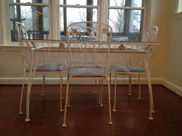 How To Strip and repaint wrought iron furniture The Washington Post